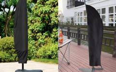 Parasolhoes Zwart 30x81x45cm