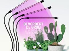 Fedec Kweeklamp LED Full Spectrum - Groeilamp voor Planten