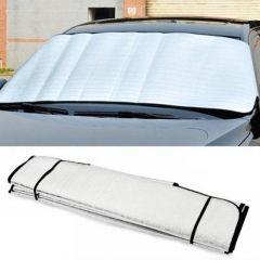 Benson Voorruit Zonnescherm voor de auto - Antivries deken