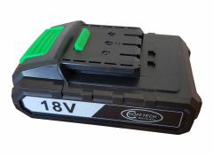Hofftech 18V Accu - Voor Hofftech Bladblazer en Accuboormachine