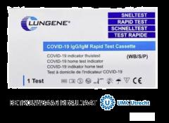 Corona Sneltest - COVID-19 bloed sneltest