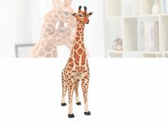 Pluche Giraffe Knuffel - 60cm