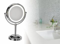 Make up spiegel met ledverlichting