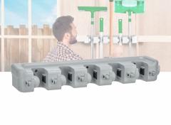 Ophangsysteem voor je tuingereedschap -  Ruimtebesparend en netjes