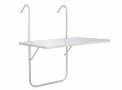 Balkontafel - Opklapbaar - 40x60cm