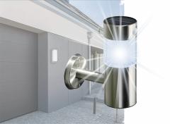 Solar muurlamp - Tuinlamp 1+1 Gratis