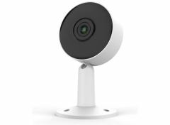 Tuya Smartlife M4 Beveiligingscamera - Indoor Wi-Fi Camera - Wit 1080P Camera- 2.4 Ghz. Bewegingsdetectie
