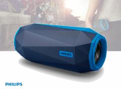 Philips ShoqBox Draagbare Speaker 30W - Dark Blue