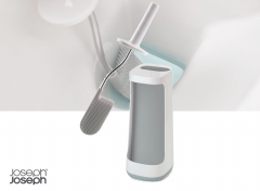 Joseph Joseph Flex Smart Plus Toiletborstel - Grijs