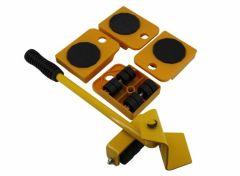 011923 Meubel Rollerset + hefboom 5 dlg (driessen products)