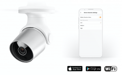 Nedis Smart Outdoor Wi-Fi IP-camera