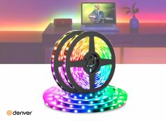 Denver LSC-531 Wifi LED Lichtstrip - 5 meter