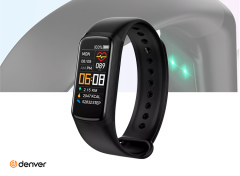 Denver BFH-252 Smartwatch - Activity Tracker - Hartslagmeter - Zwart
