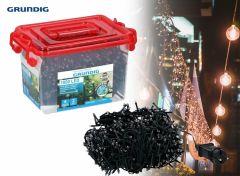 Grundig LED Kerstverlichting Cluster Warm-wit 1000 stuks 25 meter