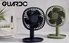 Guardo oplaadbare ventilator - Oplaadbaar Via USB