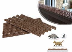 Anti-Klim Strips - 10 stuks van 49 cm- Voor het weren van dieren of dieven