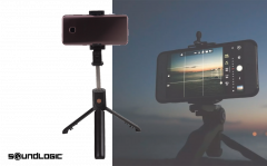 Soundlogic Selfie stick tripod