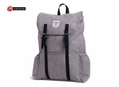 Norländer Vintage Twin Tone Backpack Adventurer Grijs