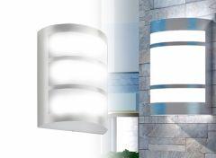 Hofftech solar led rvs wandlamp