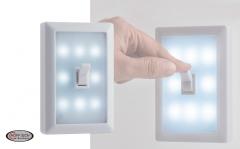 Hofftech Nachtlamp LED Lamp Met Schakelaar