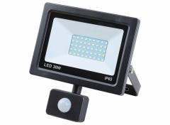 Höfftech LED Straler Met Sensor - 30W