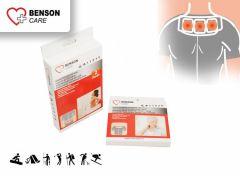 Benson Warmtepleisters voor nek, schouder, armen en rug - 10-delig