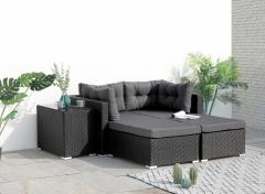Intimo Garden Bello Loungeset - Zwart