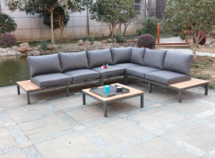 Intimo Garden Loungeset Torino - Grijs