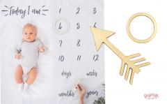 Baby Milestone Pakket Oh Baby!