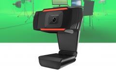 Fedec HD Webcam - Incl. Microfoon - USB 2.0