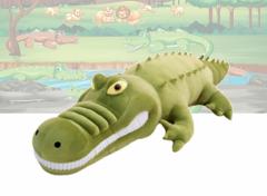 Pluche Krokodillen Knuffel - 80cm
