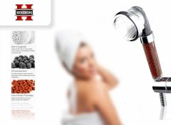 herzberg 3 modes mineralized showerhead
