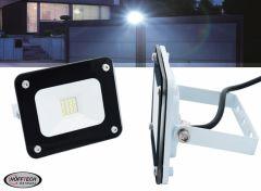 Hofftech LED Straler 10W - Slim Line Floodlight - IP65 Buitenlamp