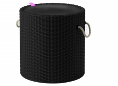 Keter Cool Stool - Antraciet