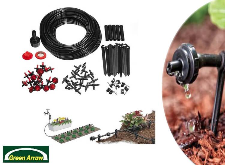 Green Arrow bewateringsset voor je tuin - Efficiënt en slim water geven