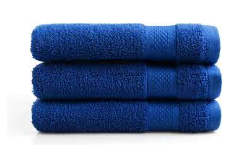 Handdoeken - 3 pack - Navy - 70 x 140 cm