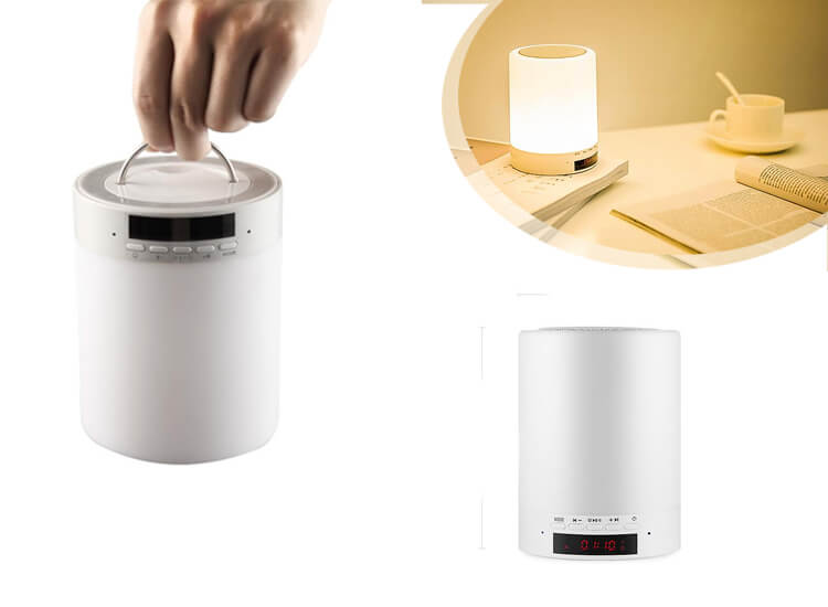 Bluetooth Touch Music lamp speaker