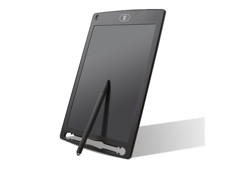 Platinet PWT8MB Digitaal tekentablet en notitiebord - LCD writing tablet 8.5 inch met magneetbevesti