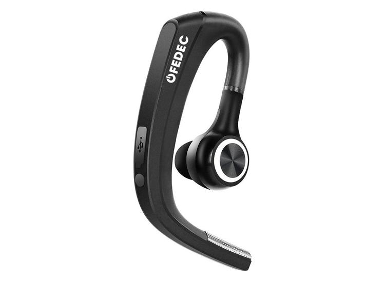 Fedec A8 Bluetooth Headset met Accu - Perfect om handsfree te bellen - Met microfoon