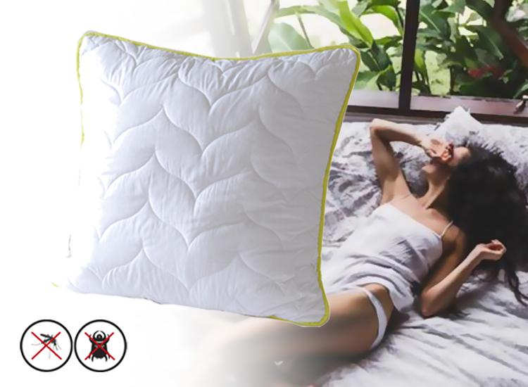 Greenfirst anti muggen kussen