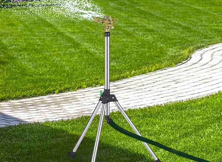 Roterende Sprinkler - Telescopisch - Bewateren tot 23 meter