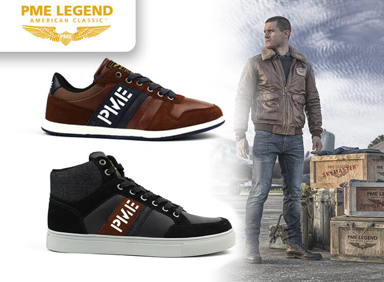 PME Legend herenschoenen - Model Stark of Frame