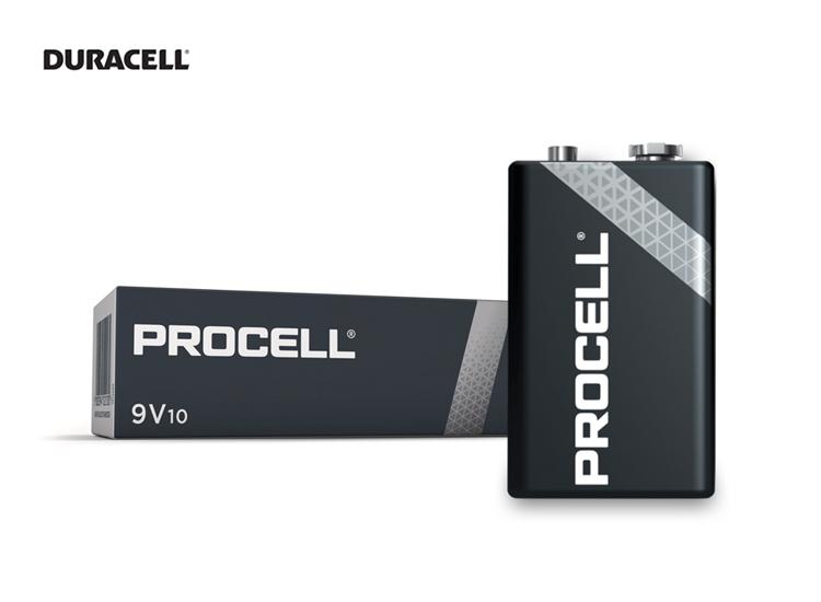 Procell 9V Batterijen -10 Stuks