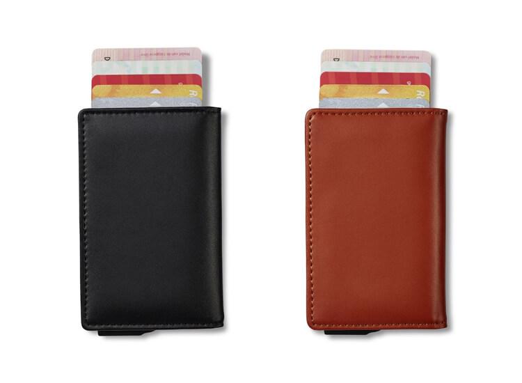 Smart Wallet - Pasjeshouder met handig schuifsysteem