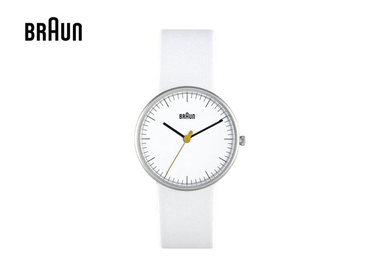 Braun Dames Horloge BN0021WHWHL