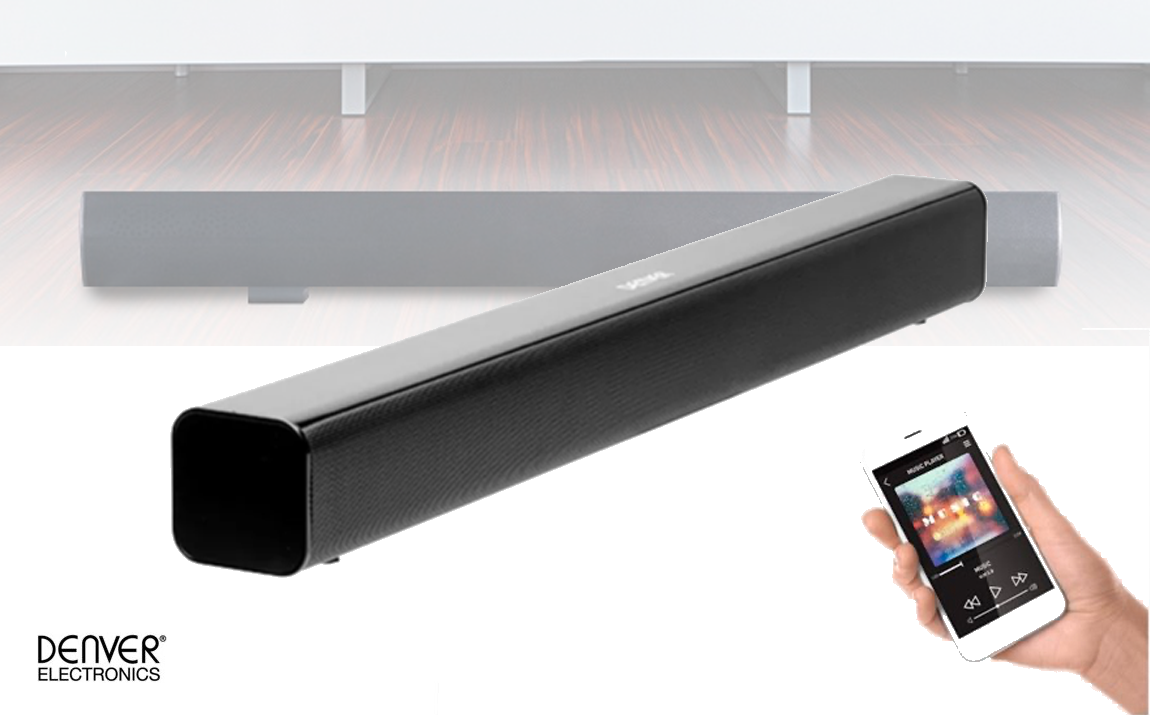 Denver DSB-2010 - Bluetooth Soundbar
