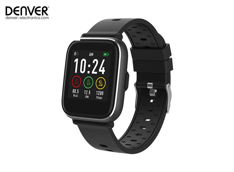 Denver SW-161 - Smartwatch - Zwart