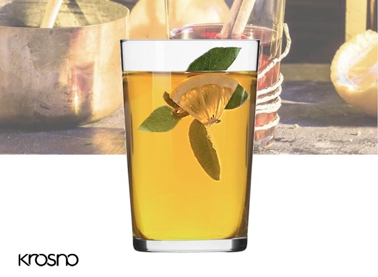 Krosno Basic Collection Frisdrankglazen - Set van 6 - 250ml