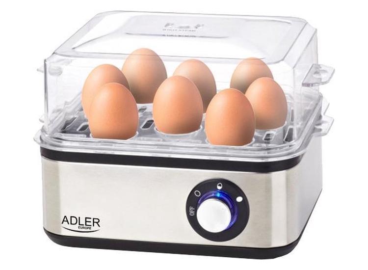 Adler AD4486 Eierkoker voor 8 eieren