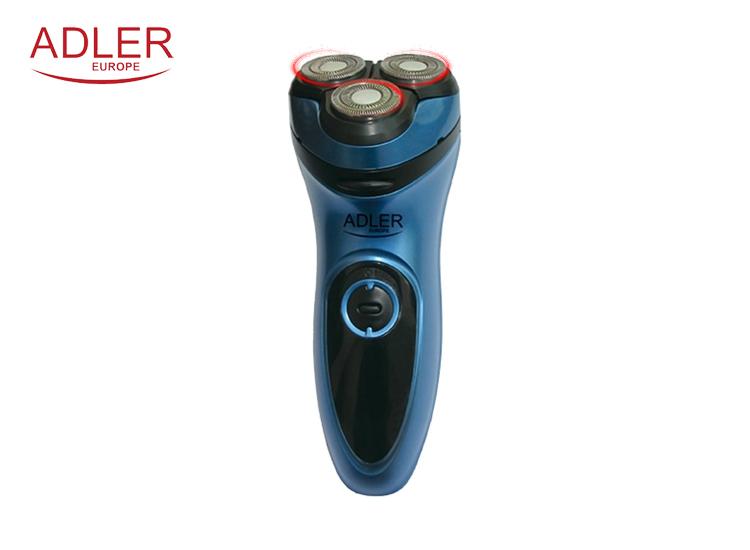 Adler scheerapparaat voor mannen - AD 2910 - Oplaadbaar met accu indicator